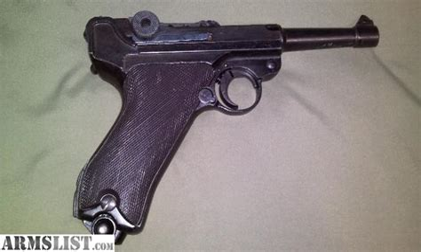 9mm Luger Replica For Sale