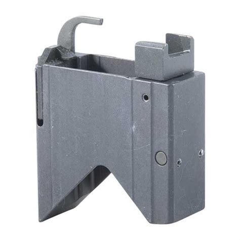 9mm Magwell Conversion Block