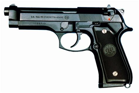 9mm Military Handguns