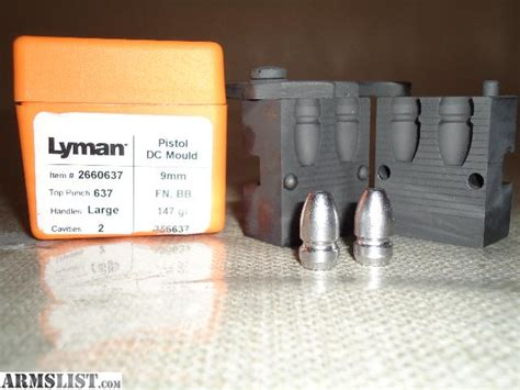 9mm Mold For Sale