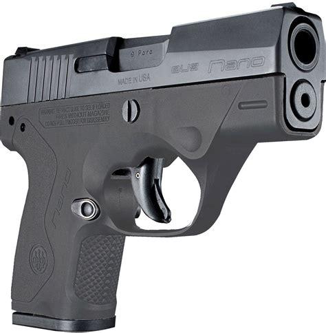 9mm Nano Pistol