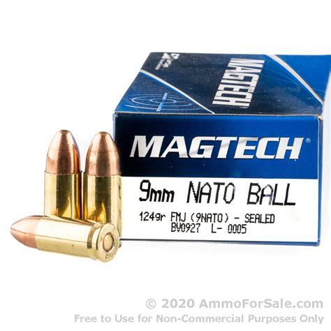 9mm Nato Ammo Velocity
