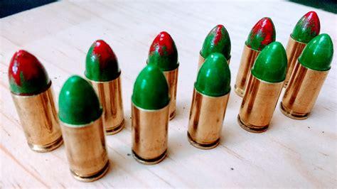 9mm Paint Bullets