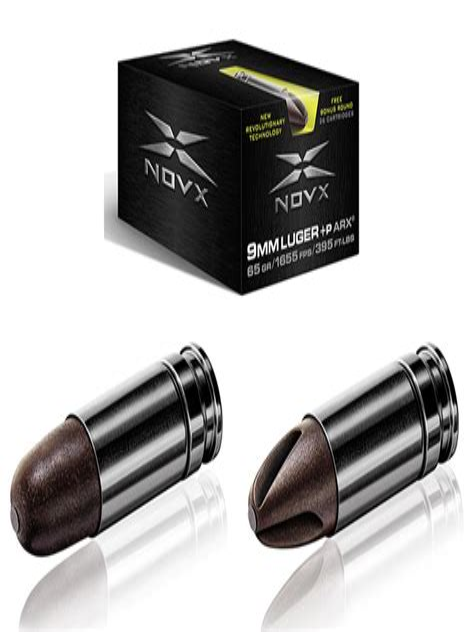 9mm Polymer Ammo