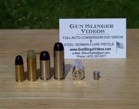 9mm Rubber Bullets Self Defense
