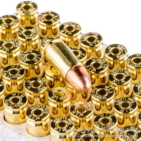 9mm Ruger Ammo For Sale