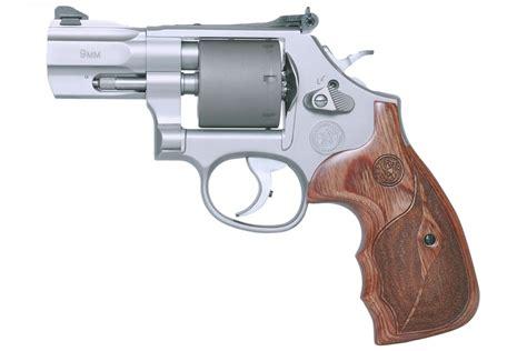 9mm S W Revolver