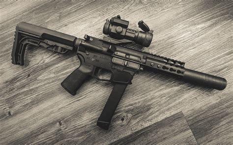 9mm Sbr 9 5 Handguard