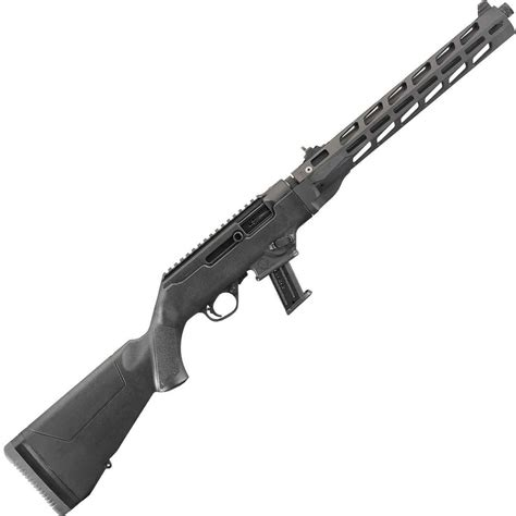 9mm Semi Auto Rifle