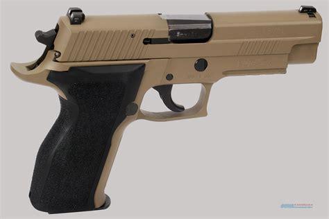 9mm Sig Sauer P226 Handgun For Sale