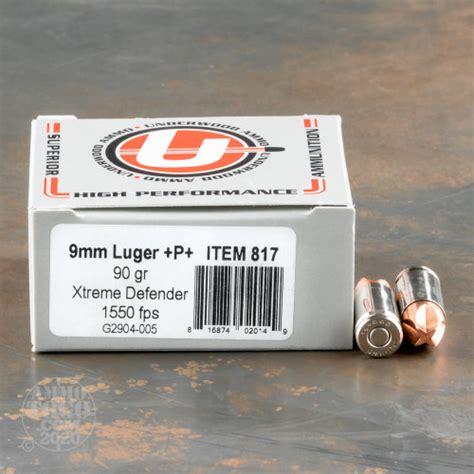 9mm Specialty Pistol Ammo