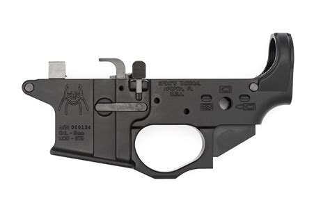 Main-Keyword 9mm Stripped Lower.