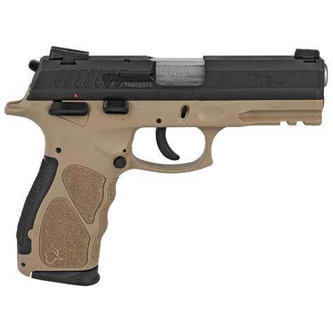 9mm Taurus Semiautomatic Handgun