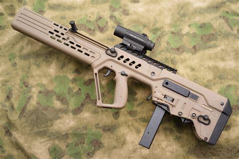 9mm Tavor Suppressed