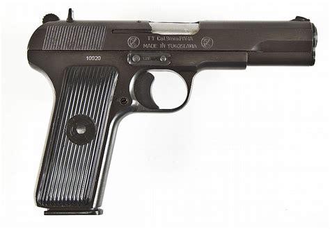 9mm Tt Handgun