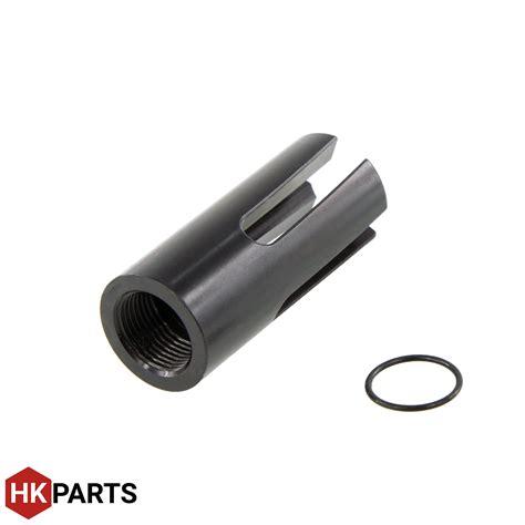 9mm Vortex Pistol Flash Hider
