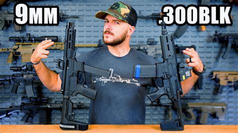 9mm Vs 300 Blackout Home Defense