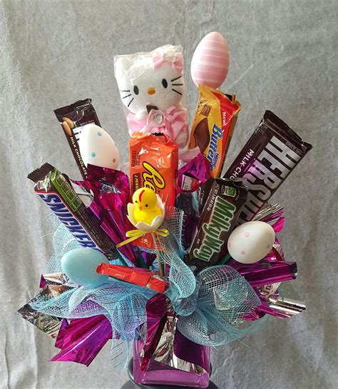 @ A Business Of Your Own  Candy Bouquet  Candy Bouquet .
