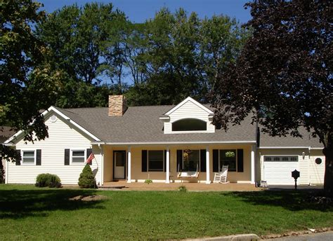 A Frame Ranch Style House Plans