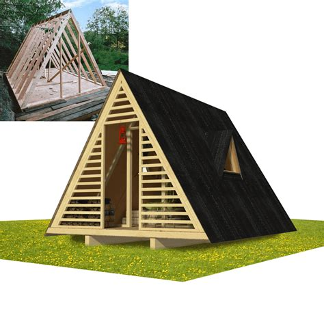 A Frame Shed Plans Free