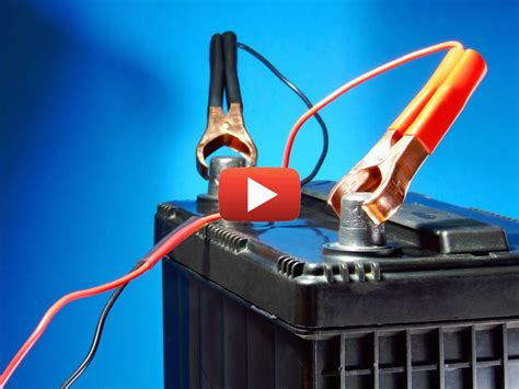 A way to battery reconditioning agm