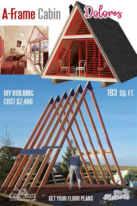 A-Frame-Cabin-Plans-Small