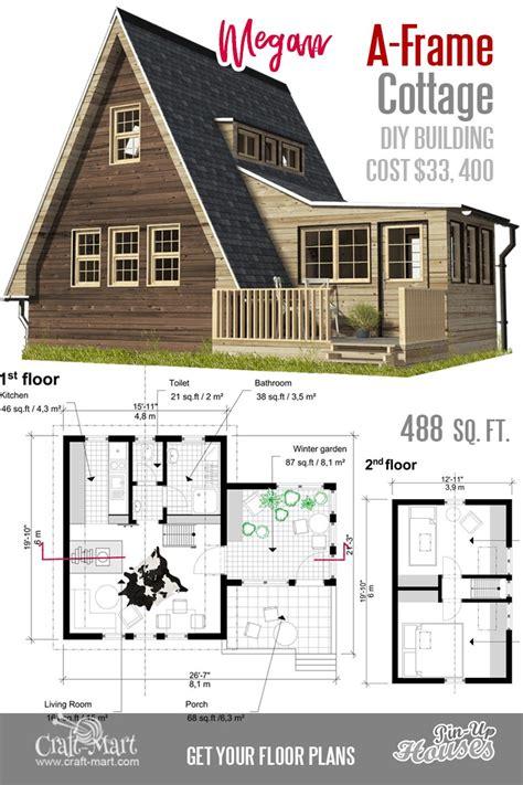 A-Frame-Tiny-House-Floor-Plans