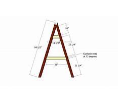 Best A frame swing set plans.aspx
