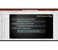 Best A html tag