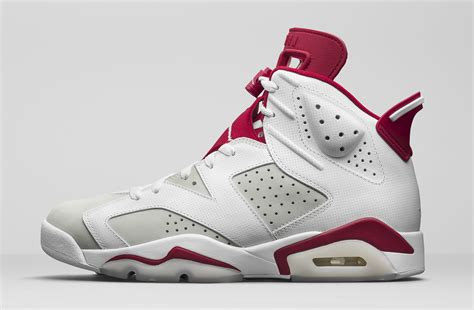 AIR Jordan 6 Retro 'Alternate' - 384664-113