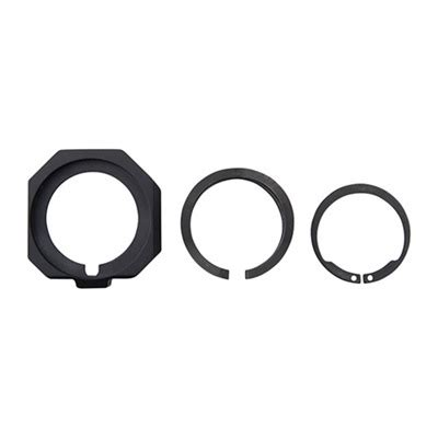 Ar-15 Enhanced Delta Ring Kit Steel Black  - Brownells Fi