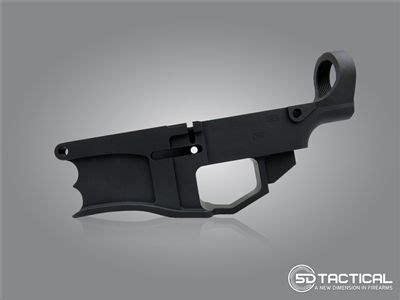 Ar-308 Lower  Dpms Lower Receiver  5d Tactical