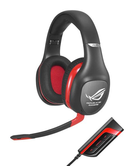 ASUS Vulcan PRO Gaming Headset (Discontinued by Manufacturer)
