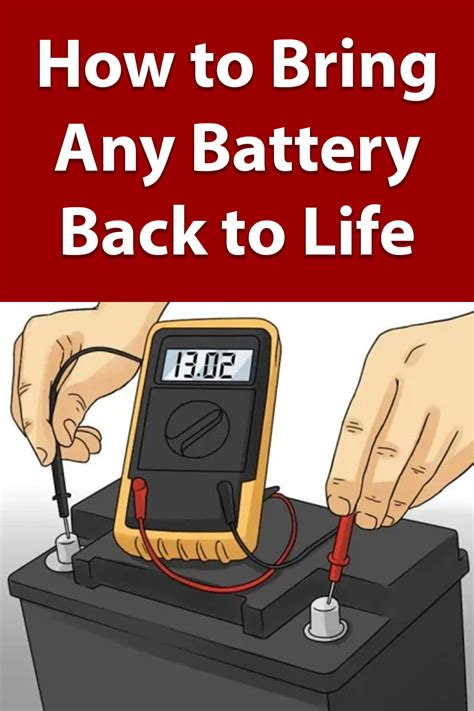 Aa Battery Reconditioning
