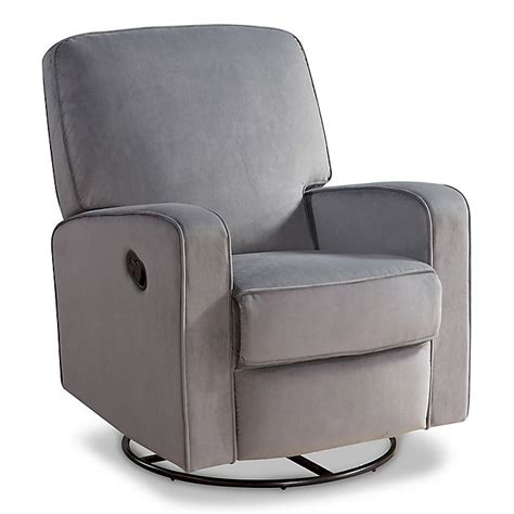 Abbyson Living Nursery Swivel Glider Recliner
