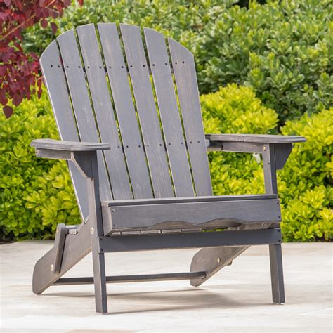 Acacia-Wood-Folding-Adirondack-Chairs