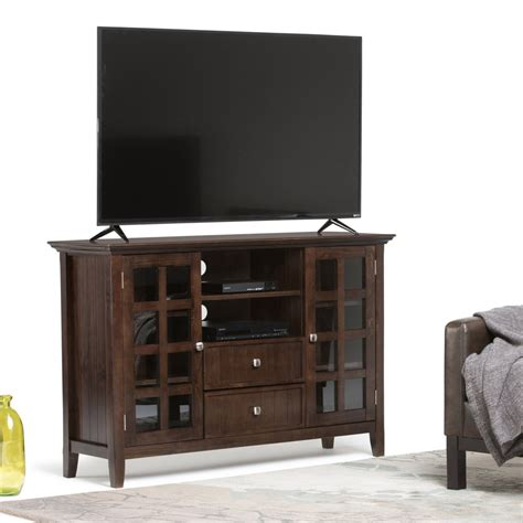Acadian Tall Tv Media Stand