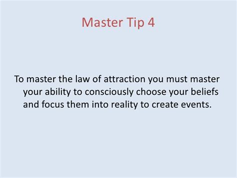 Accelerated Law Of Attraction Mastery Program