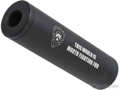 Accessories  Parts Mock Silencer - Evike Com Airsoft .