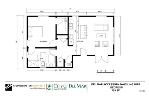Accessory Dwelling Floor Plans
