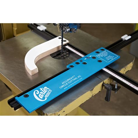 Accuright Band Saw Circle Cutting Jig
