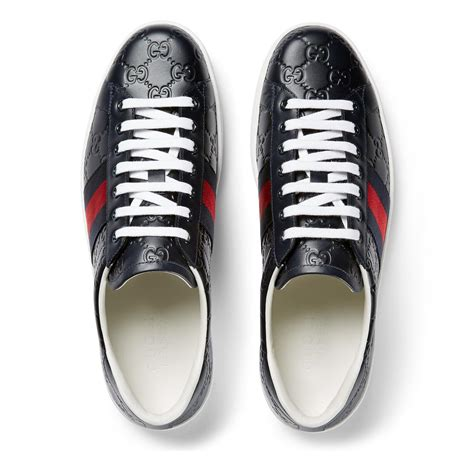 Ace Gucci Signature Low-top Sneaker Price