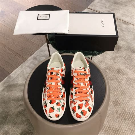Ace Leather Sneaker Gucci Review