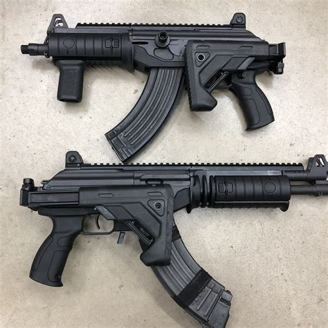 Ace Folding Stock Adapter And M27 Disintegrating Links