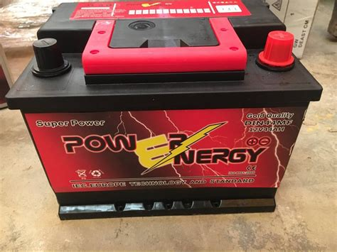 Acid Battery Repair