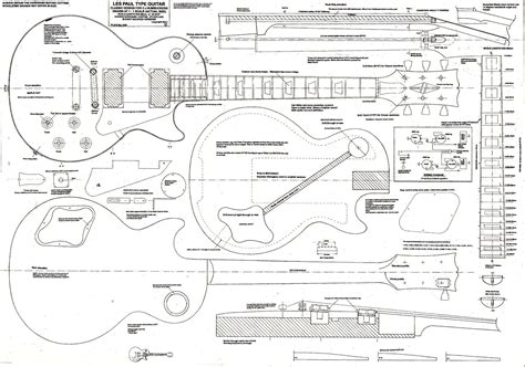 Acoustic Bass Guitar Plans Pdf