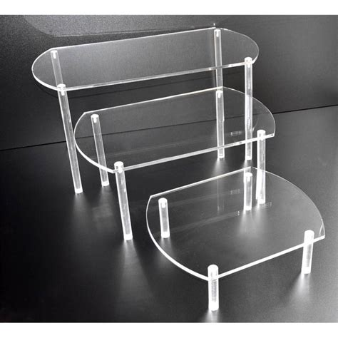 Acrylic Table Displays