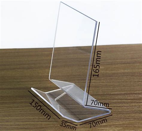 Acrylic Table Top Display Rack Manufacturers