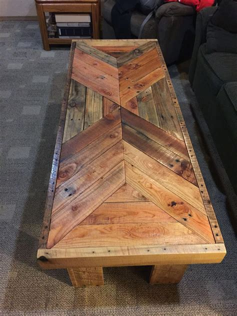 Acrylic Wood Coffee Table Diy Plans