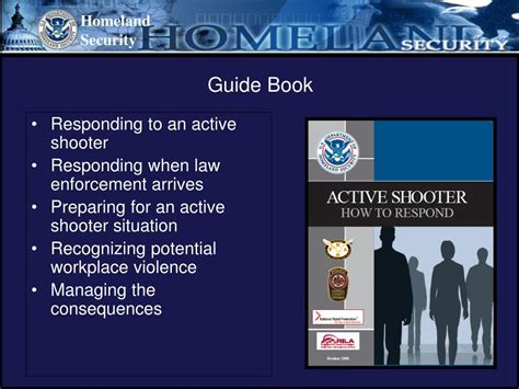 [pdf] Active Shooter - How To Respond - Homeland Security.
